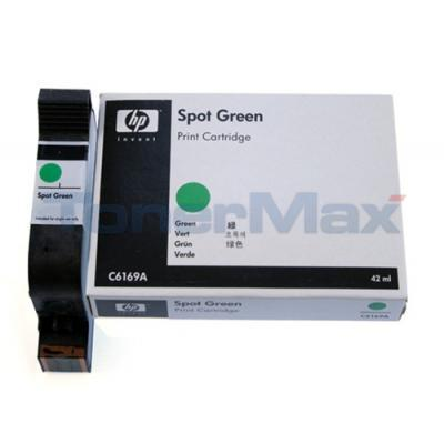 HP TIJ 2.5 SPOT COLOR PRINT CTG GREEN